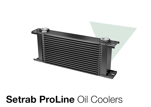 Setrab ProLine Oil Coolers