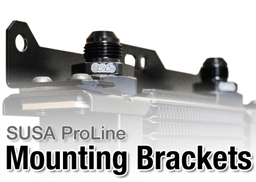 SUSA ProLine Mounting Brackets