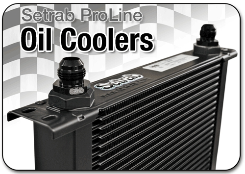 Setrab Oil Coolers